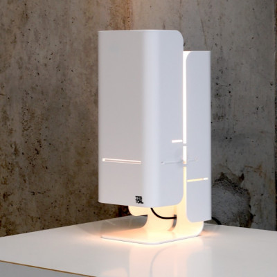 Lampe Unilight   Weiß
