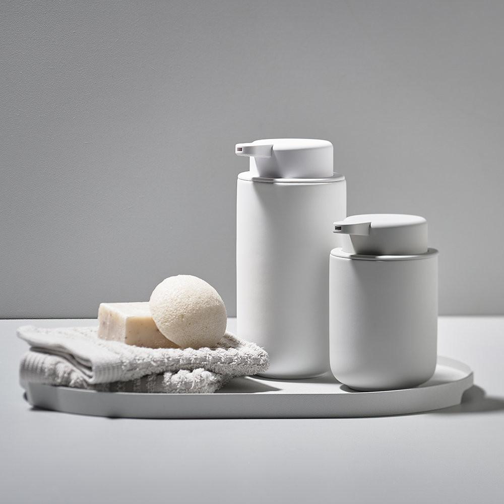 Distributeur de Savon 13 cm SUII   Blanc