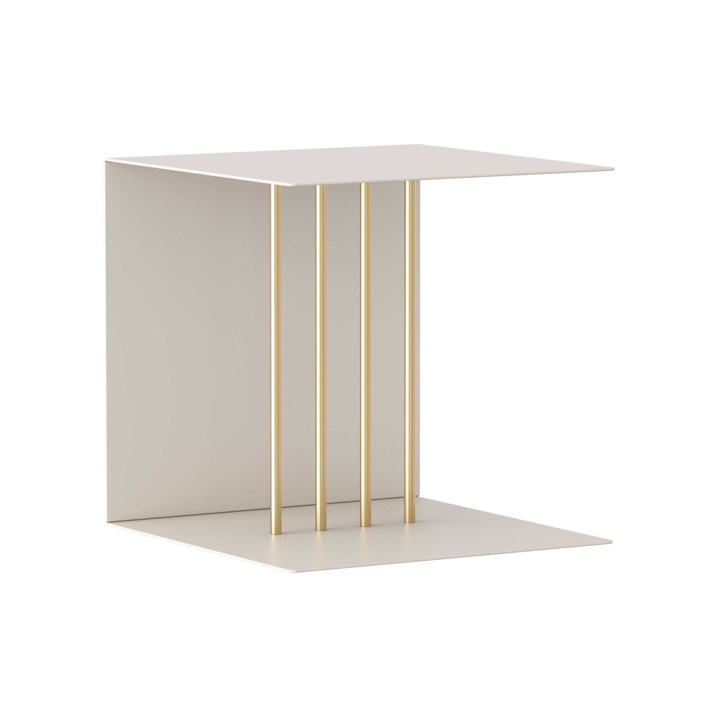 Wall Shelf Teaser | Pearl White
