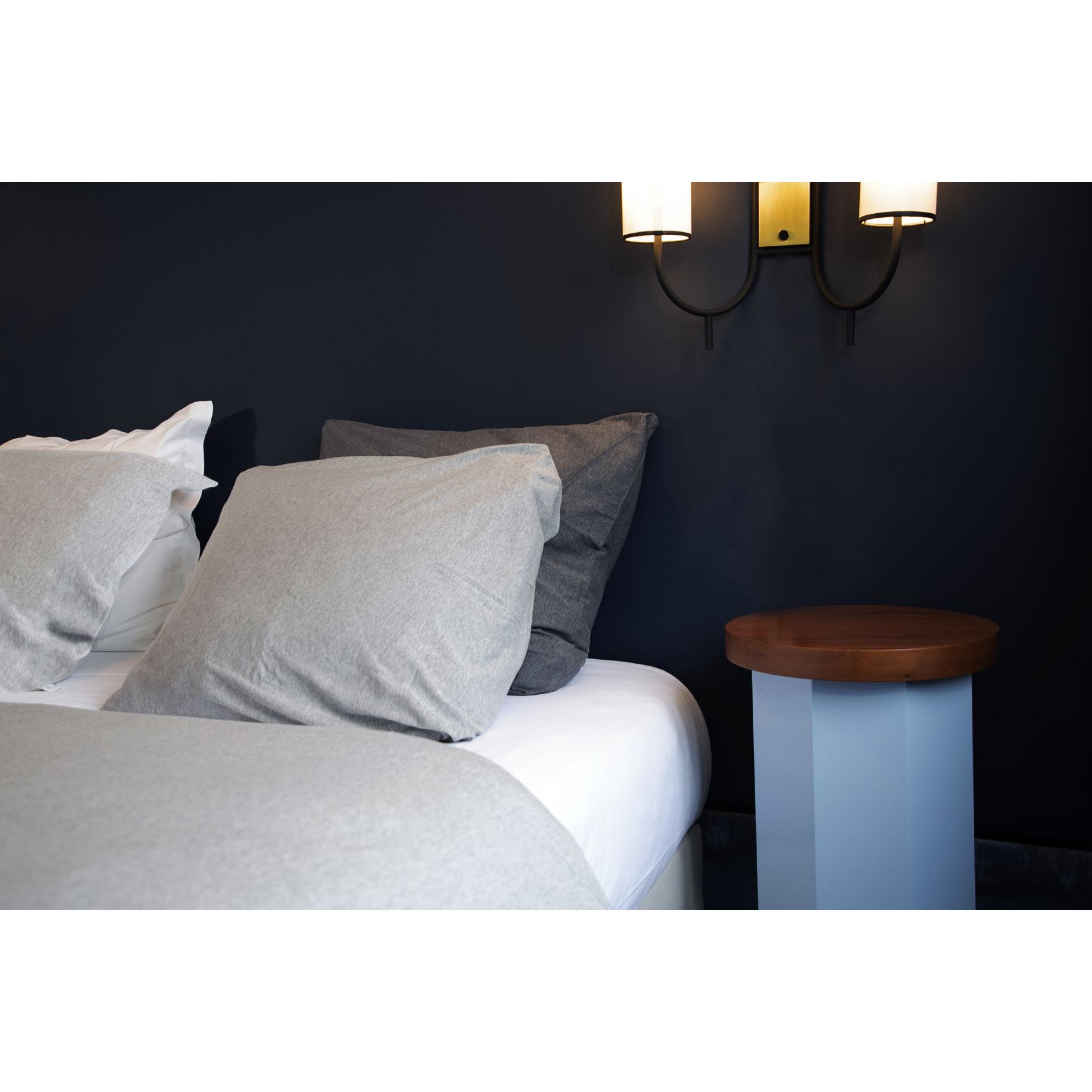 Spannbetttücher Umea | Grau-140x200cm