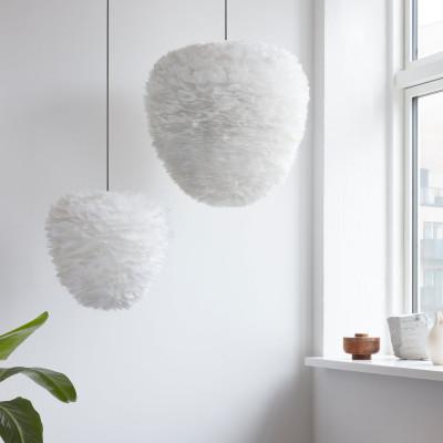 Lampenschirm EOS Evia   Weiß