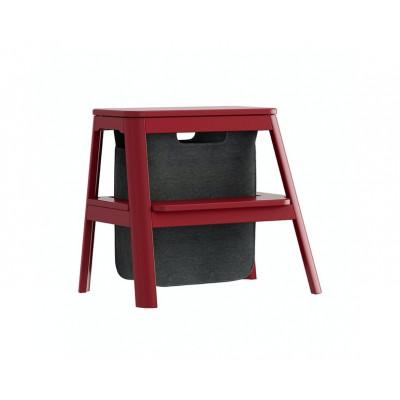 Stufenleiter   Rot