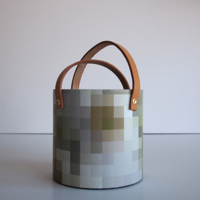 Rør Vase Pixel