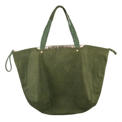 PlayaPlaya Beach Bag | Matcha