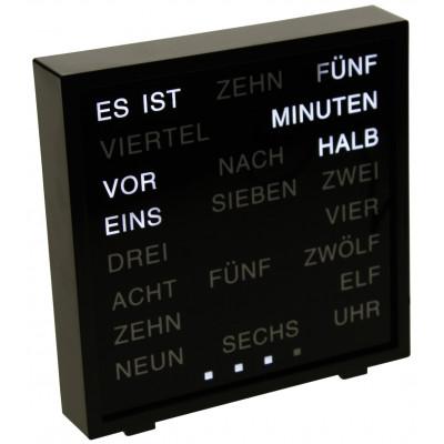 LED-Uhr Welt | Deutsch