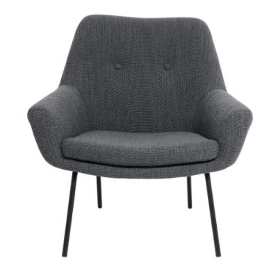 Lounge Chair   Grau