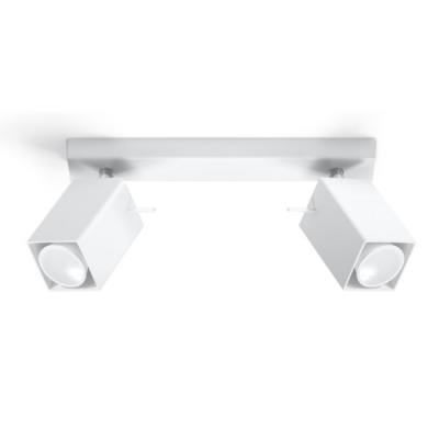 Deckenlampe Merida 2 | Weiß