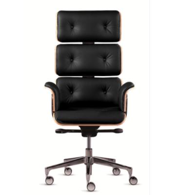 Büro-Drehsessel Armadillo 1 | Schwarz