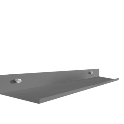 Wall Shelf B136 | Grey