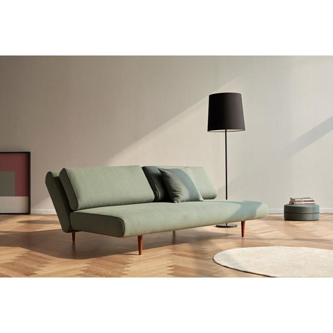 Unfurl Lounger   Elegance Green