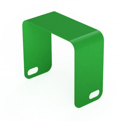 Beistelltisch / Hocker Uniotto   Grün