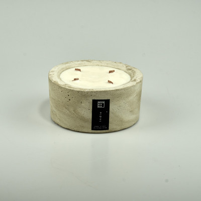 Scented Candle Indie   Beige