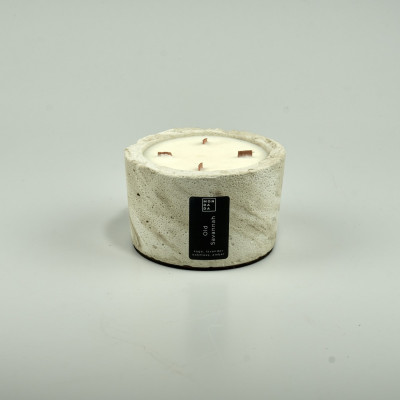 Scented Candle Old Savannah   Beige