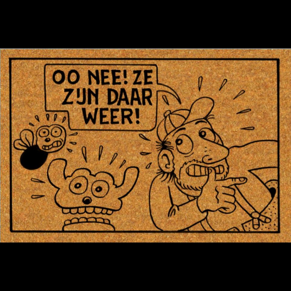 Doormat Fococo | URB OO Nee