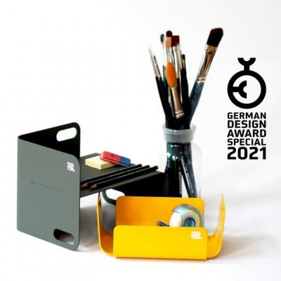 Schreibtisch-Organizer Uniunit XS   Olive