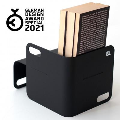 Schreibtisch-Organizer Uniunit XS   Schwarz