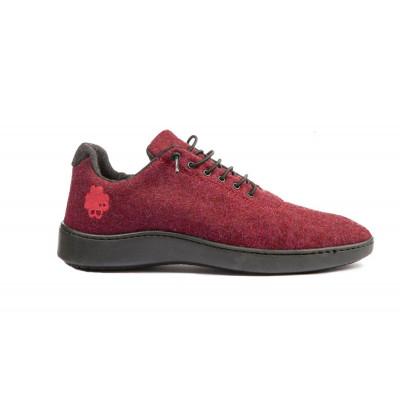 Sneakers Urban Wooler | Bordeaux