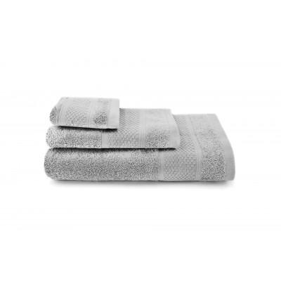 Set of 3 Towels Gigi  | Silver