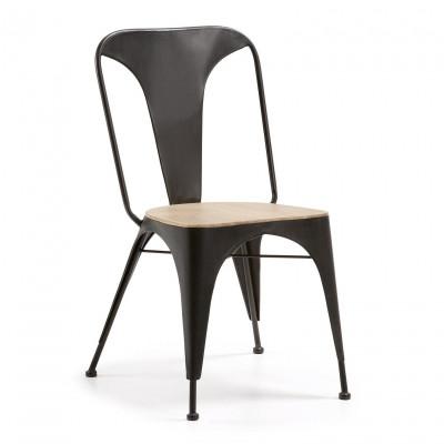 Stuhl Vita | Grau