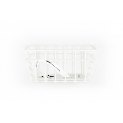 Metal Wire Basket White | Extra Small