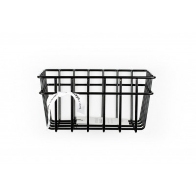 Metal Wire Basket Black | Extra Small