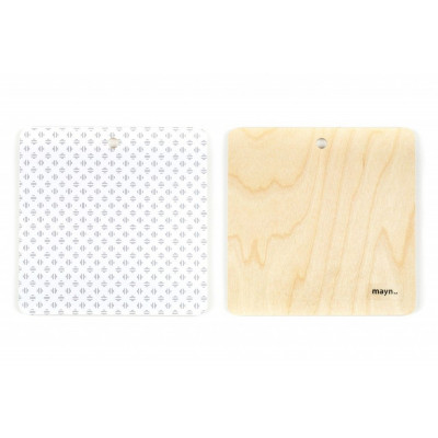 Wooden Board Dotty | Small