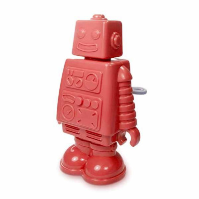 Robot Timer | Red