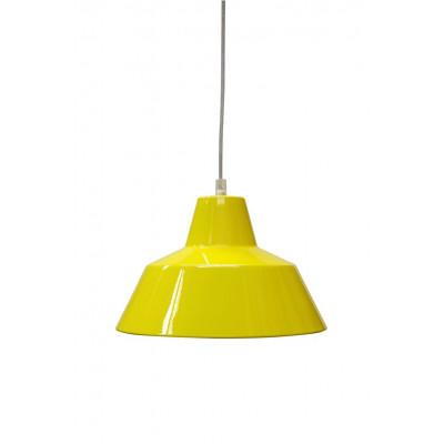 Werkstattlampe Gelb