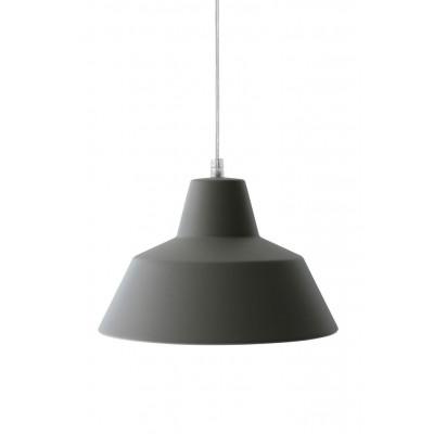 Werkstattlampe Sand