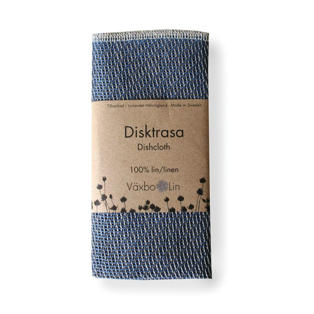 Dishcloth Blue
