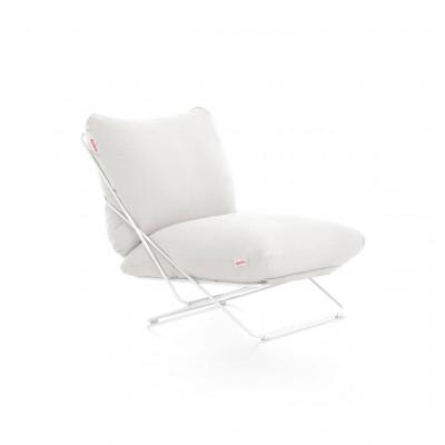 Outdoor Armchair Valentina | White