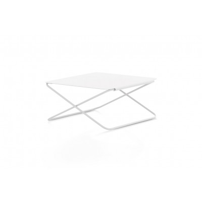 Outdoor Side Table Valentina | White