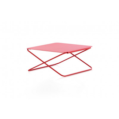 Outdoor Side Table Valentina | Red