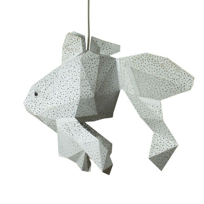 DIY Paper Lantern   Fish Paper