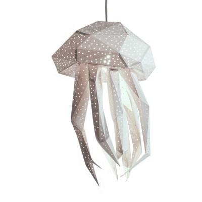 DIY Paper Lantern   Jellyfish