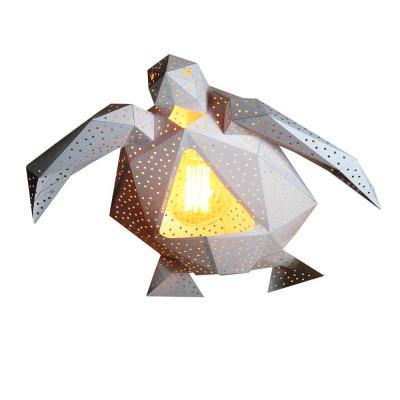 DIY Paper Lantern   Sea Turtle