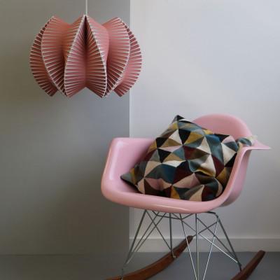 Pendant Lamp Vault Small | Rose