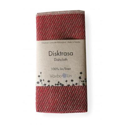 Dishcloth Red