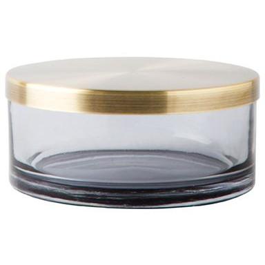 Jar Venezia   Schwarz und Gold