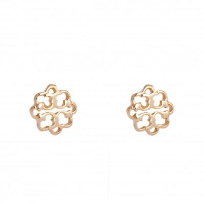 Earrings FLowers | Gold