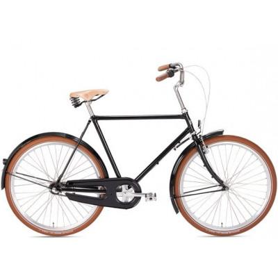 Kopenhagen Herrenrad | Schwarz