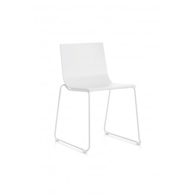 Outdoor Chair Vent 1 | White