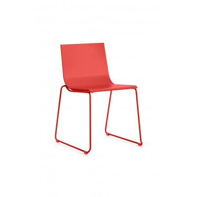 Outdoor Chair Vent 1 | Red