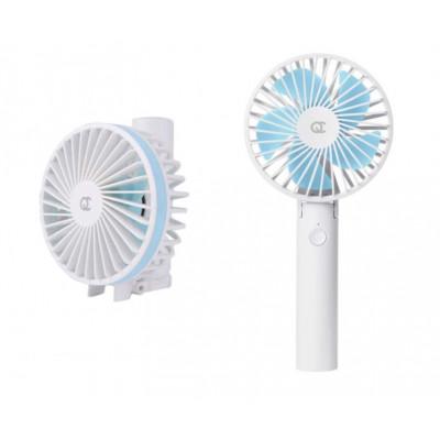 Kabelloser Tragbarer Ventilator | Blau