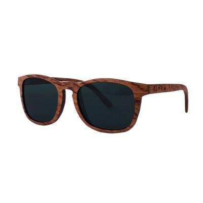 Wooden Frame Sunglasses Ventus