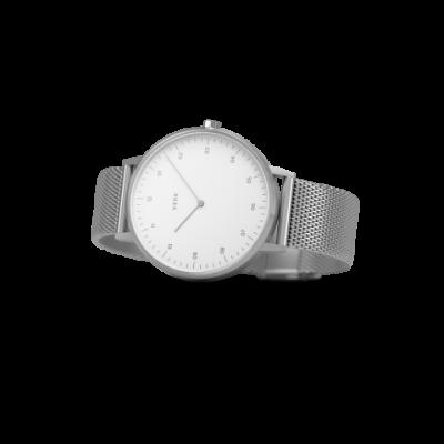 Watch | Silver / Mesh