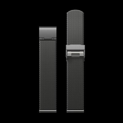 Strap | Gunmetal / Mesh