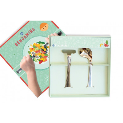 Children's Cutlery Set | Right-Handed