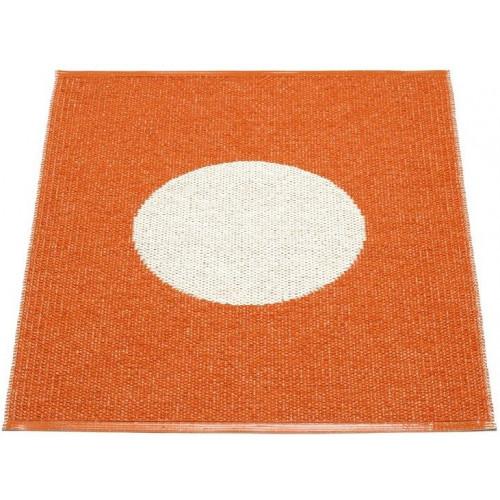 Bathroom Rug Vera Orange