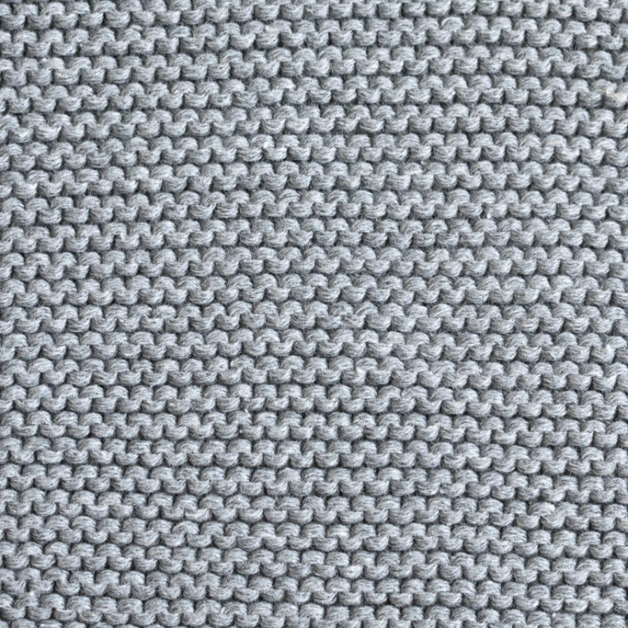 Venecia Plaid- Grey-Large